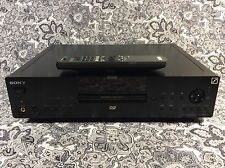 Sony SACD/DVD Player DVP-NS900V With Remote RMT-D140A