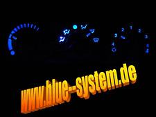 Heizung Umbauset LED Blau FORD Mondeo 2 MK2 OHNE LÖTEN