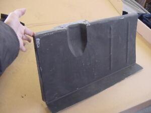 NOS RH Bulkhead Repair Panel Austin Healey Sprite MKIII on MG midget MKII On