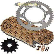 Golden O-Ring Drive Chain & Sprocket Kit Fits SUZUKI DR-Z400E 2000-2007