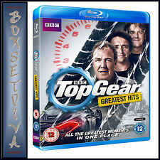 TOP GEAR - GREATEST HITS *BRAND NEW BLU-RAY***