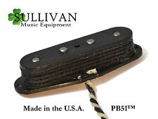 SME 51 P Bass Pickup Tele Bass Handmade and Hand Wound U.S.A.  PB51