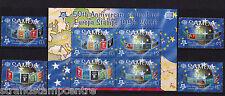 Samoa - 2005 1st Europa Stamps - U/M - SG 1168-71 + MS1172