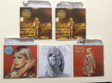 Basia Bulat ‎[5 CD PROMO] Fool + Infamous + Promise not to think about + La Lie