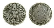 pcc1895) ROMA - Clemente XIII (1758-1769) - Quinto di Scudo 1758 del possesso RR