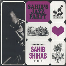 SAHIB SHIHAB Sahib's Jazz Party LP *SEALED* Bjarne Rostvold & Allan Botschinsky