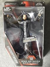 The Undertaker WWE Mattel Elite Wrestling Figur WWF Hasbro Jakks Tagged