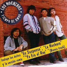 Los Nocheros - Tiempo de Amor [New CD]
