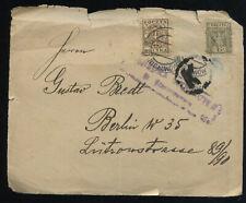 Polen 1920 Zensur CENZURA WOJSKOWA w STANISLAWOWIE