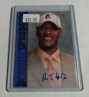AL THORNTON - 2007/08 SP ROOKIE THREADS - ROOKIE AUTOGRAPH - CLIPPERS -