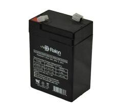 9PK New AB1250 12V 5Ah UPS Backup Battery Replaces Panasonic LC-R125P1 LCR125P1