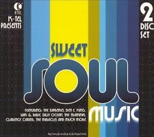 Various Artists K-Tel Presents: Sweet Soul Music CD