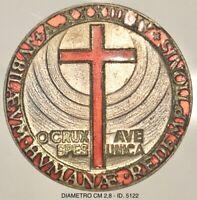 Jubilaeum Humanae Redemptionis A. XXXIII IV distintivo