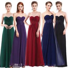 Ever-Pretty Women's Regular Size Strapless Dresses for Women