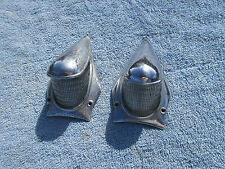1941 PLYMOUTH FENDER PARKING LIGHTS