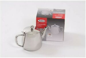 Tudere Stainless Steel 1 Litre Teapot - 25 Year Guarantee