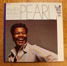 Pearl Bailey The Real Pearl Bailey LP Promo/DJ Copy Mono VG++ 1968