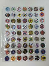 Pathtags Geocaching Lot of 63 Mixed Lot Gas & Oil Sinclair Gulf Pennzoil Beer &