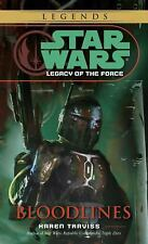 Bloodlines Star Wars: Legacy of the Force - Legends
