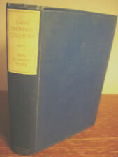 1st Edition LADY MERTON COLONIST Mrs. Humphrey Ward FICTION First Printing NOVEL
