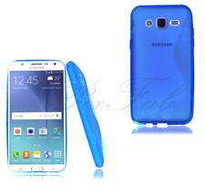 Cover e custodie blu marca Samsung modello Per Samsung Galaxy J7 per cellulari e palmari
