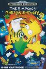 ## komplett NEUWERTIG: The Simpsons: Bart's Nightmare - SEGA Mega Drive / MD ##