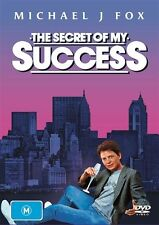 The Secret Of My Success DVD ( EX RENTAL NOTE DISC ONLY I CAN POST 4 DISCS FOR $