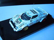 Lancia Stratos Kit montato Chiapatti Limited Edition 1:43 in scatola originale
