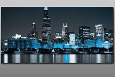 Quadro Moderno Cm 100x50 Arte Arredo Città Casa New York Design Stampa su Tela