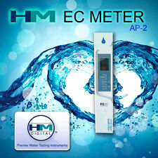 World Famous Top Quality HM Brand EC Meter Hydroponics Water Proof TDS Tester