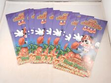 """2016 MICKEY'S NOT SO SCARY HALLOWEEN PARTY MAPS - 10 """"NEW"""""""