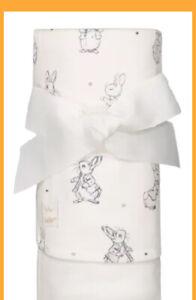 Peter Rabbit Baby Unisex Fleece Character Print Blanket