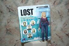 """LOST JULIET BURKE THE OTHERS 8"""" SERIES 4 ACTION FIGURE BIF BANG POW NEW 2011"""