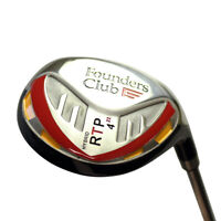 Founders Club MRH 22 degree Hybrid Golf Club w/Cover - Special Offer $19.95
