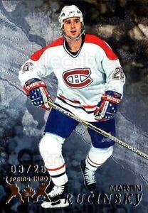 1998-99 Be A Player Spring Expo #221 Martin Rucinsky