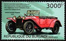 1923 Lancia Lambda Torpedo Touring / Tourer coche Sello (2012)