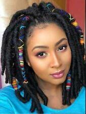 Crochet Hair Dreadlocks Faux Locs Braiding Hair Extensions Synthetic Dreadlock J