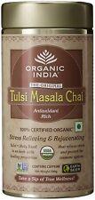 Organic India Tulsi Masala Chai | 100g | Ayurvedic  | Free Shipping | Immunity