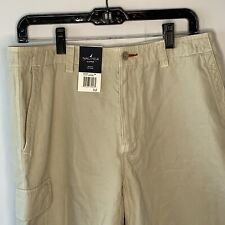 Columbia Men's 32 Clipper Five Pocket Three Snap New Old Stock Shorts Vintage