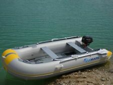 Gommone Tender Viamare 330 S 3 3mt Pavimento alluminio Chiglia gonfiabile a V