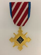 Vietnam War Vietnamese Staff Service Medal awarded to American U.S. Armed Forces