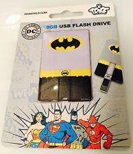 DC COMICS - Clé USB format carte de crédit 8 GB - Batman