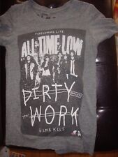 Rare All Time Low T-Shirt, Size Girl's Small, Good Condition!