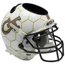 GEORGIA TECH YELLOW JACKETS Football Helmet PEN/PENCIL/BUSINESS CARD HOLDER