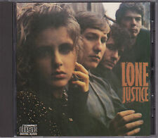 Lone Justice - Lone Justice - CD (Geffen CDGEF26288 1985 Disc Japan no barcode)