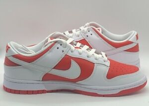 Nike Dunk Low Retro Championship Red (2021) Size 9 US DD1391-600 DS SHIPS NOW
