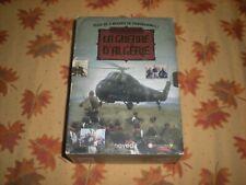 COFFRET 5 DVD LA GUERRE D'ALGERIE 1954-1962 - NOVEDIT 2010 ENVIRON 3 HEURES