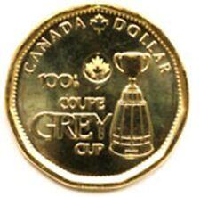 Canada 1 dollar 2012 100th Grey Cup UNC (#738)