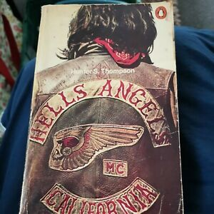 Hells Angels Book Hunter S. Thompson From High Ebay Rate Sale