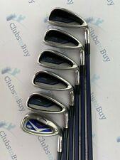 MD Golf Seve Ballesteros Irons 6 - SW Ladies / Juniors Right Hand